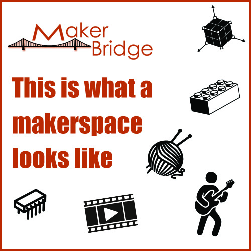 Call for Submissions: This is What a Makerspace Looks Like