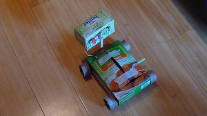mars rover school project - photo #33