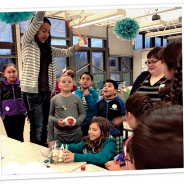 MakerBridge in School Library Journal