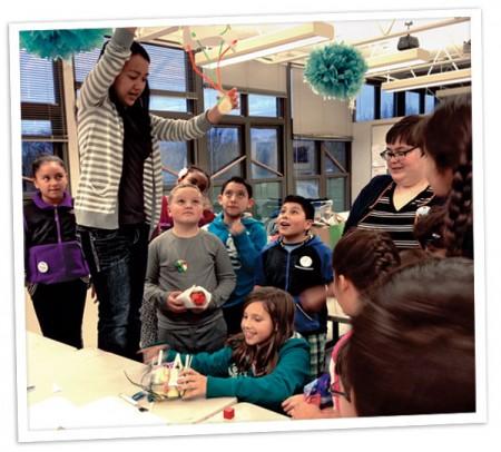 MakerBridge in School Library Journal