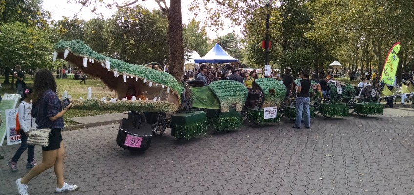 Things I Saw at World Maker Faire