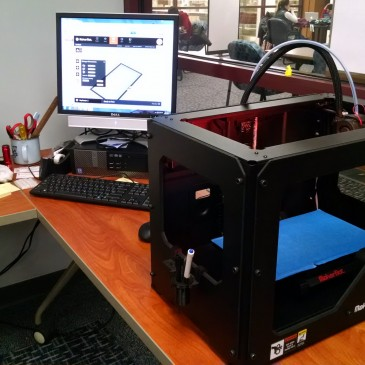 One Expert Is Never Enough: Surviving When Your 3d-Printing Expert Leaves