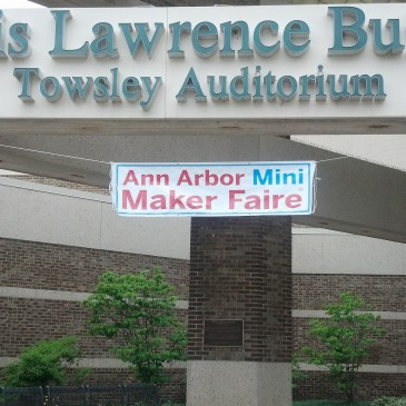 A Day at the A2 Mini Maker Faire