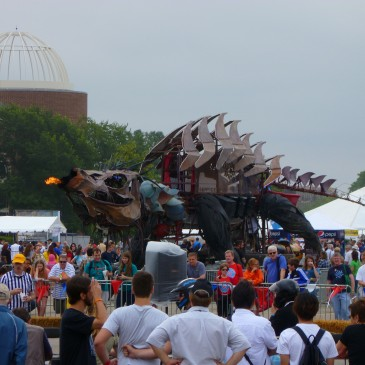 A Day at Maker Faire Detroit