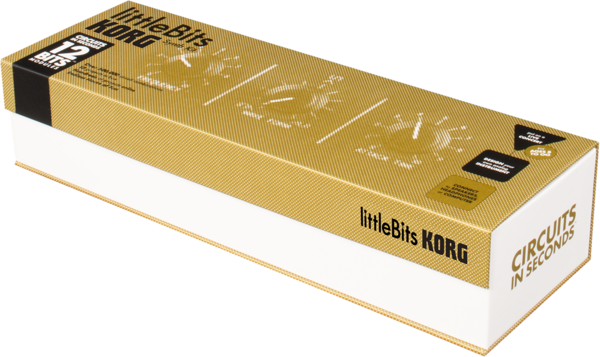 Making Music with the littleBits/KORG Synth Kit