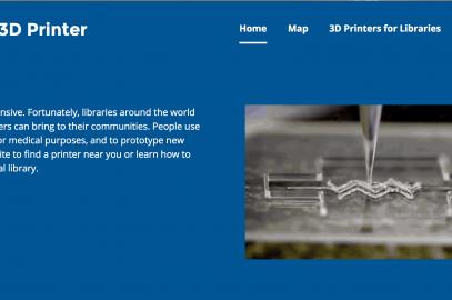 Find Me a 3D Printer