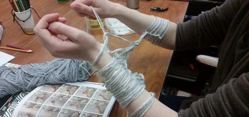 Arm Knitting