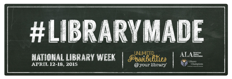 #LibraryMade