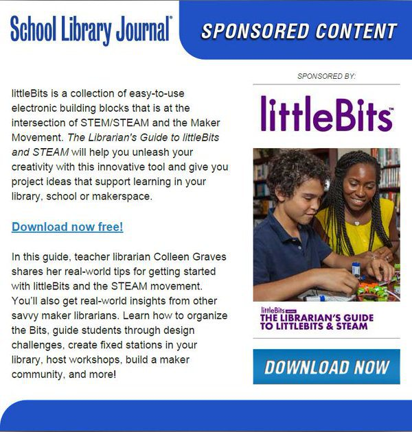 Librarian's Guide to LittleBits and STEAM
