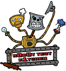 Robot Test Kitchen